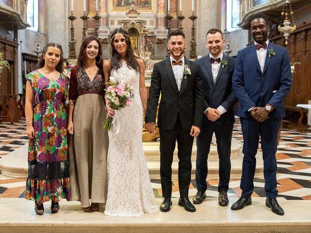 Il matrimonio di Manuel e Eleonora a Manerbio, Brescia 95