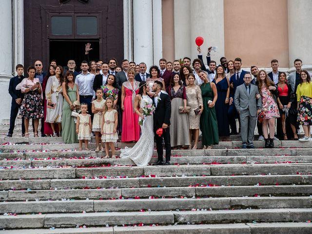 Il matrimonio di Manuel e Eleonora a Manerbio, Brescia 105
