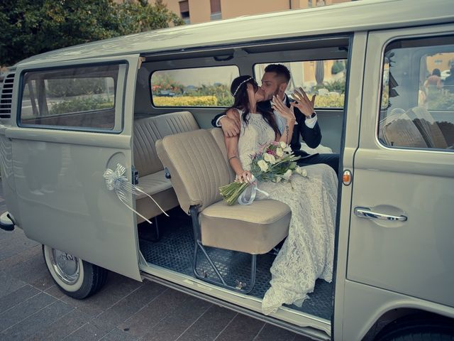 Il matrimonio di Manuel e Eleonora a Manerbio, Brescia 107