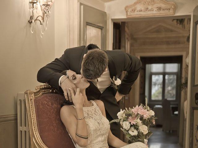 Il matrimonio di Manuel e Eleonora a Manerbio, Brescia 112