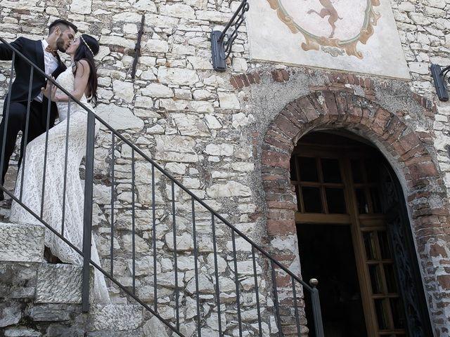 Il matrimonio di Manuel e Eleonora a Manerbio, Brescia 155