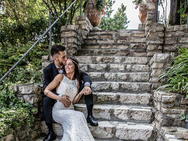 Il matrimonio di Manuel e Eleonora a Manerbio, Brescia 171