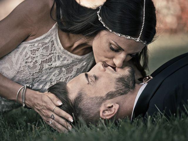 Il matrimonio di Manuel e Eleonora a Manerbio, Brescia 175