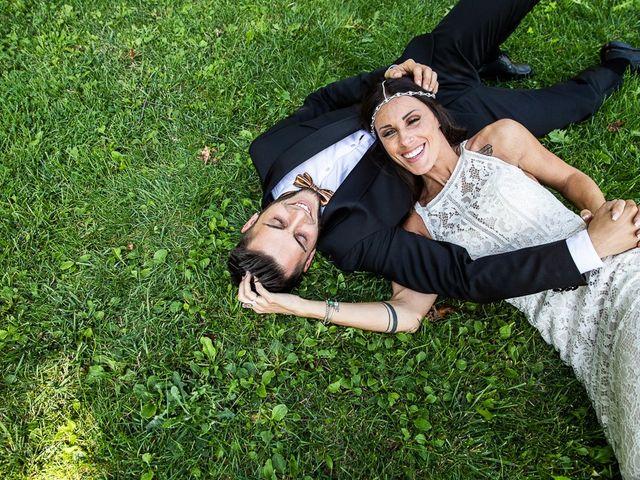 Il matrimonio di Manuel e Eleonora a Manerbio, Brescia 179