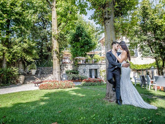 Il matrimonio di Manuel e Eleonora a Manerbio, Brescia 185