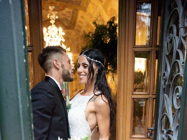 Il matrimonio di Manuel e Eleonora a Manerbio, Brescia 197