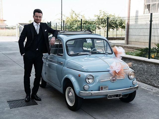 Il matrimonio di Fabrizio e Silvia a Calcinate, Bergamo 7