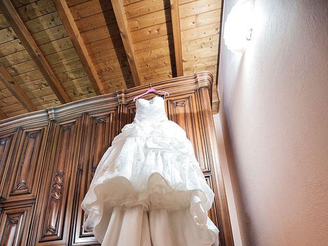 Il matrimonio di Fabrizio e Silvia a Calcinate, Bergamo 8