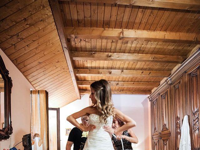 Il matrimonio di Fabrizio e Silvia a Calcinate, Bergamo 11