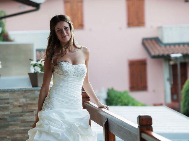 Il matrimonio di Fabrizio e Silvia a Calcinate, Bergamo 14
