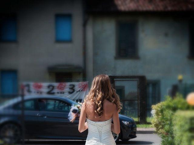 Il matrimonio di Fabrizio e Silvia a Calcinate, Bergamo 16