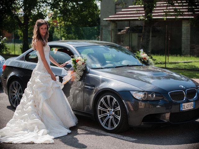 Il matrimonio di Fabrizio e Silvia a Calcinate, Bergamo 17