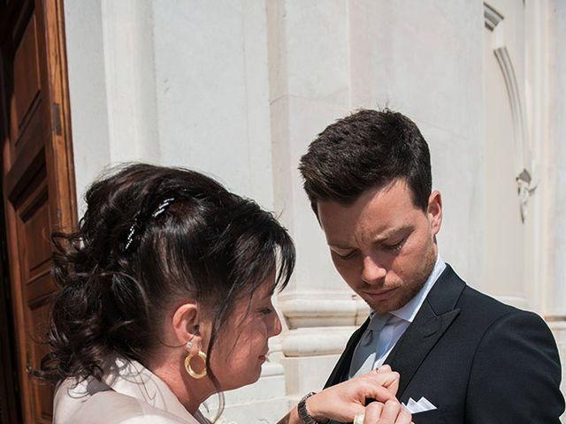 Il matrimonio di Fabrizio e Silvia a Calcinate, Bergamo 20
