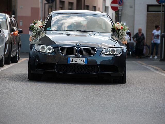 Il matrimonio di Fabrizio e Silvia a Calcinate, Bergamo 22