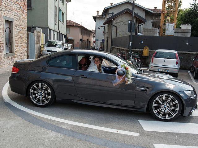 Il matrimonio di Fabrizio e Silvia a Calcinate, Bergamo 23