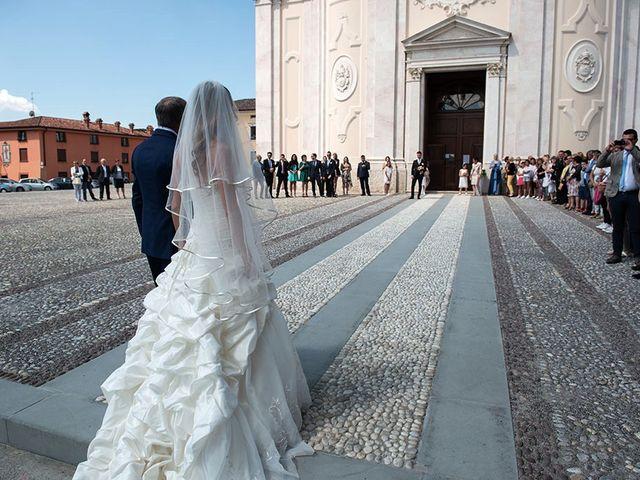 Il matrimonio di Fabrizio e Silvia a Calcinate, Bergamo 24