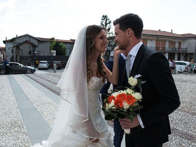 Il matrimonio di Fabrizio e Silvia a Calcinate, Bergamo 27