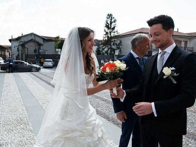 Il matrimonio di Fabrizio e Silvia a Calcinate, Bergamo 28