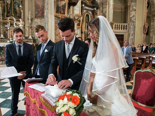 Il matrimonio di Fabrizio e Silvia a Calcinate, Bergamo 29