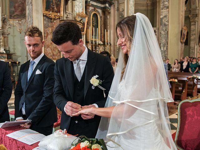 Il matrimonio di Fabrizio e Silvia a Calcinate, Bergamo 30