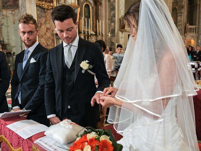 Il matrimonio di Fabrizio e Silvia a Calcinate, Bergamo 31