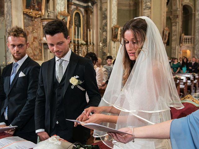 Il matrimonio di Fabrizio e Silvia a Calcinate, Bergamo 32