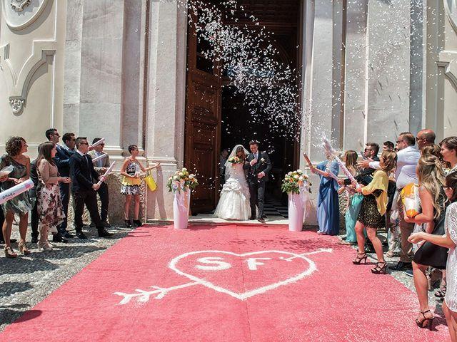 Il matrimonio di Fabrizio e Silvia a Calcinate, Bergamo 33