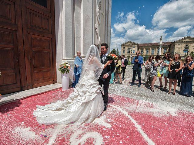 Il matrimonio di Fabrizio e Silvia a Calcinate, Bergamo 35