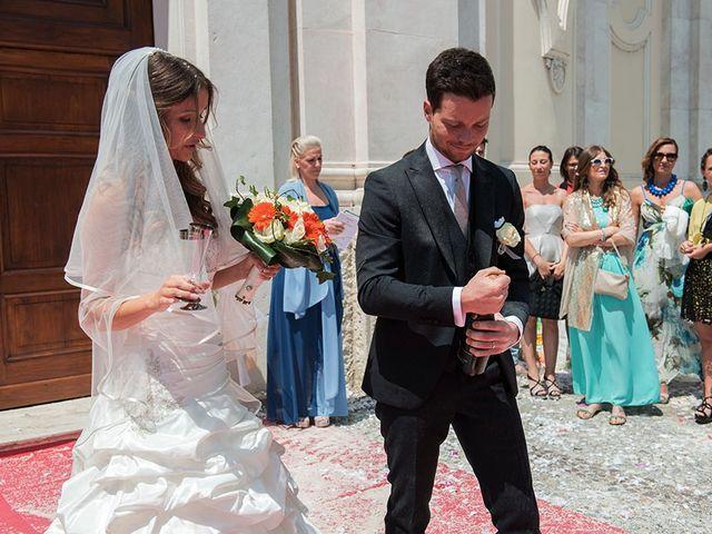 Il matrimonio di Fabrizio e Silvia a Calcinate, Bergamo 39