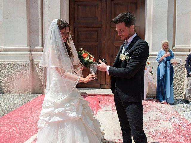 Il matrimonio di Fabrizio e Silvia a Calcinate, Bergamo 40
