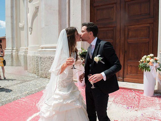 Il matrimonio di Fabrizio e Silvia a Calcinate, Bergamo 41