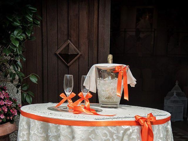 Il matrimonio di Fabrizio e Silvia a Calcinate, Bergamo 42