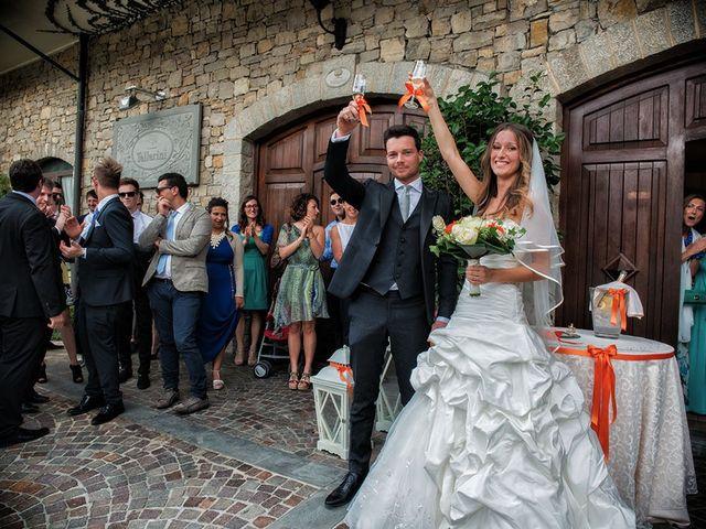Il matrimonio di Fabrizio e Silvia a Calcinate, Bergamo 44