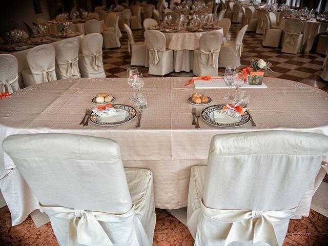 Il matrimonio di Fabrizio e Silvia a Calcinate, Bergamo 46