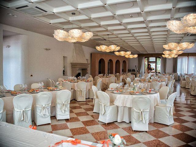 Il matrimonio di Fabrizio e Silvia a Calcinate, Bergamo 47