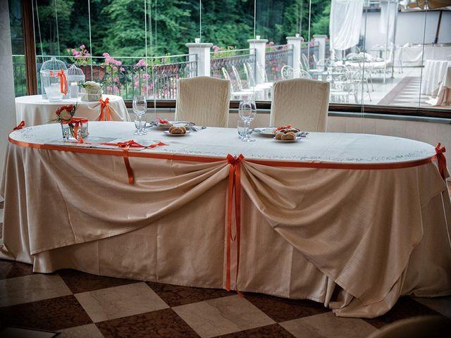 Il matrimonio di Fabrizio e Silvia a Calcinate, Bergamo 50