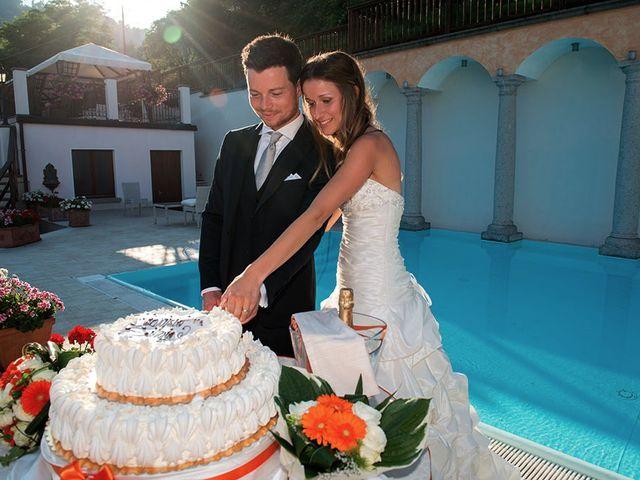 Il matrimonio di Fabrizio e Silvia a Calcinate, Bergamo 53