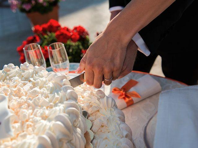 Il matrimonio di Fabrizio e Silvia a Calcinate, Bergamo 54