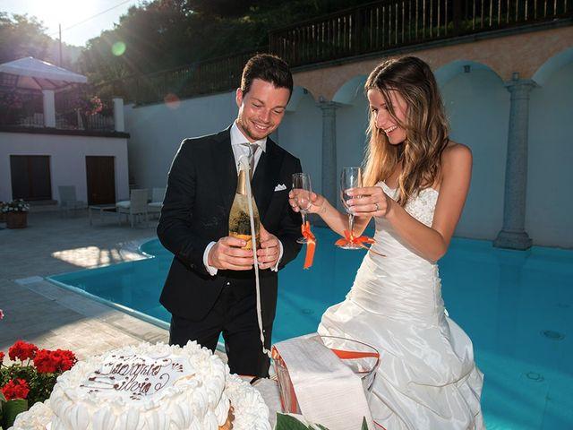 Il matrimonio di Fabrizio e Silvia a Calcinate, Bergamo 55