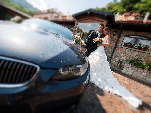 Il matrimonio di Fabrizio e Silvia a Calcinate, Bergamo 58