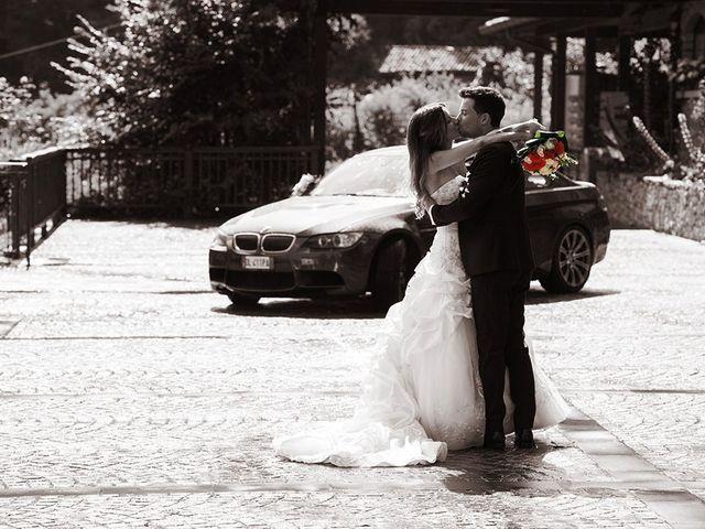 Il matrimonio di Fabrizio e Silvia a Calcinate, Bergamo 60