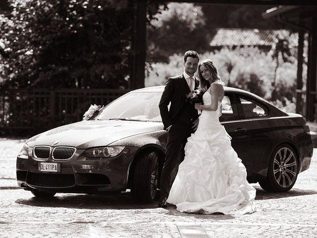 Il matrimonio di Fabrizio e Silvia a Calcinate, Bergamo 61