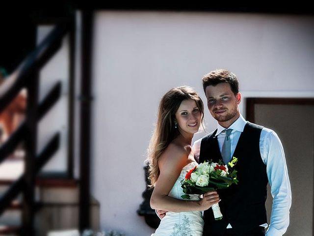 Il matrimonio di Fabrizio e Silvia a Calcinate, Bergamo 65