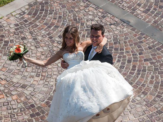 Il matrimonio di Fabrizio e Silvia a Calcinate, Bergamo 69