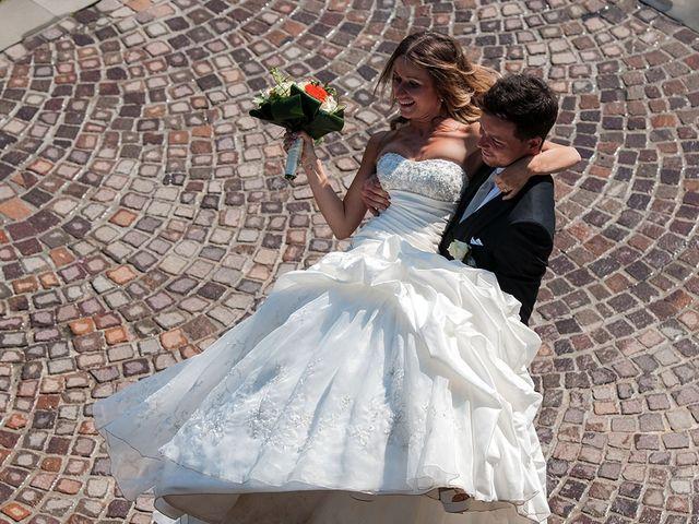 Il matrimonio di Fabrizio e Silvia a Calcinate, Bergamo 70