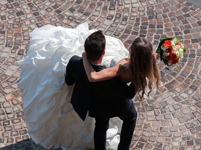 Il matrimonio di Fabrizio e Silvia a Calcinate, Bergamo 71