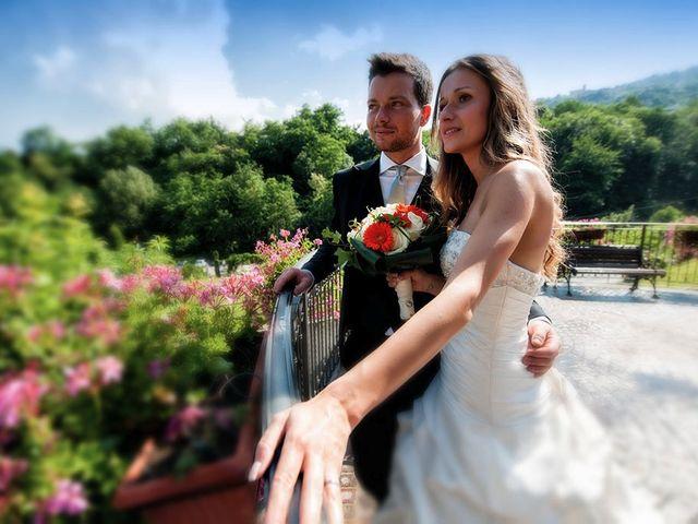 Il matrimonio di Fabrizio e Silvia a Calcinate, Bergamo 73