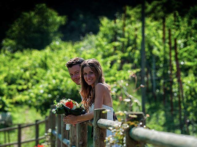 Il matrimonio di Fabrizio e Silvia a Calcinate, Bergamo 75