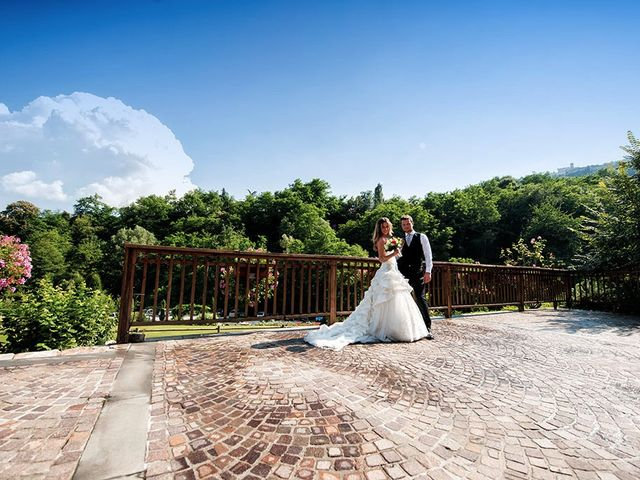 Il matrimonio di Fabrizio e Silvia a Calcinate, Bergamo 76