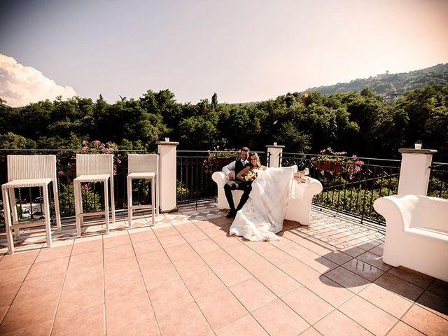 Il matrimonio di Fabrizio e Silvia a Calcinate, Bergamo 77